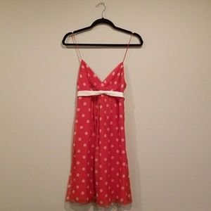 Betsey Johnson Polka Dot Dress
